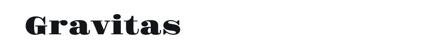 6 Gravitas