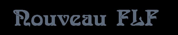 microsoft word art deco font