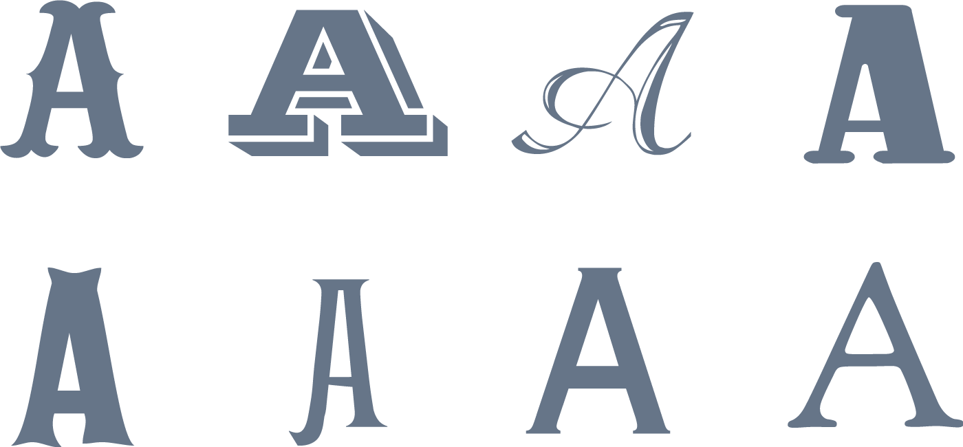 Download  Free Art Nouveau Fonts