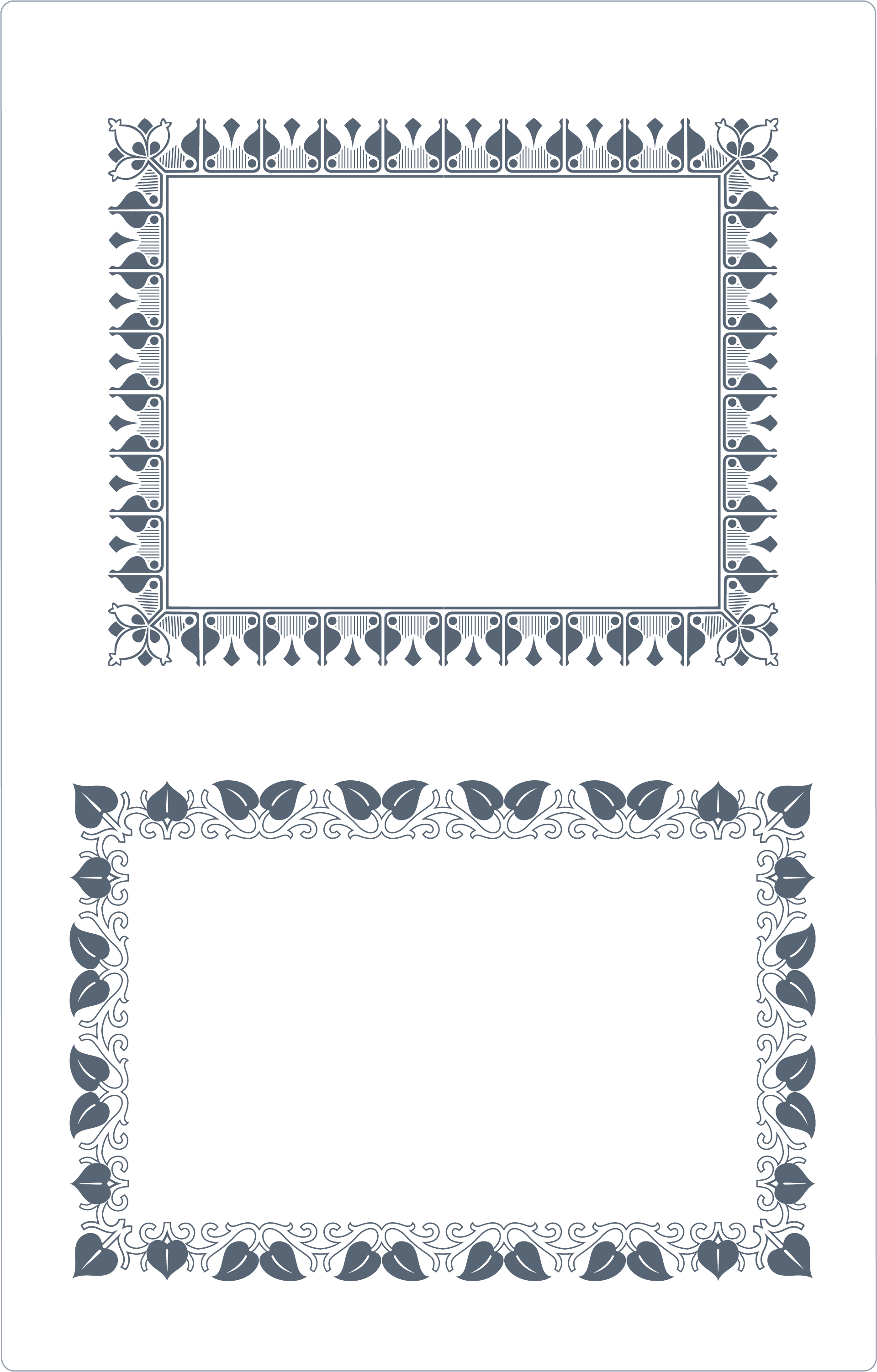 ultimate art deco vector pack  275 decorative frames  70 illustrations  u0026 ornaments  110 seamless